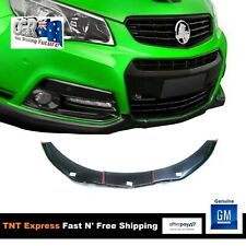 Front Bumper Protector VF Commodore SS Body Lip Armour SSV SV6 Series 1 92280568