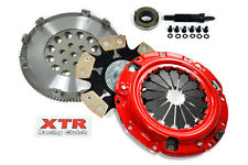 XTR STAGE 4 CLUTCH KIT+FLYWHEEL ECLIPSE GST TALON TSi LASER RS 4G63 TURBO 6-BOLT