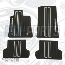 2016-2021 Chevy Camaro Genuien GM All Weather Mats Front & Rear 23412245