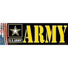 U.S. ARMY - BUMPER STICKER - BRAND NEW - MUST SEE