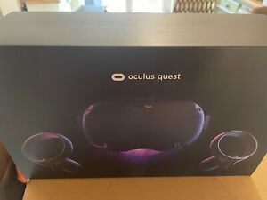 Oculus Quest All-In-One VR Gaming Headset With Controls 128GB