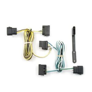 Curt 56020 Custom Wiring Harness for Ford E-150/E-250/E-350 Super Duty