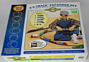 BACHMANN HO GAUGE NICKEL SILVER GREY E-Z TRACK EXPANDER SET 44594 MIB MSRP $137