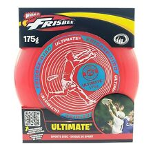 Wham-O Ultimate Frisbee Disc Sport Disc 175g Red