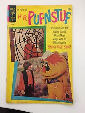 H.R. PUFNSTUF #5 1971 ~ Gold Key ~ Sid & Marty Krofft ~ Witchiepoo ~ Rare