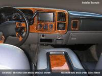 CHEVY SILVERADO SIERRA FIT 2000 2001 02 PREMIUM DASH KIT NEW AUTO INTERIOR TRIM