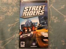 Sony PSP Street Riders Free P+P