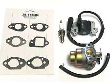 Service Kit Carburetor Coil Gaskets Plug Fits HONDA GC135 GCV135 GCV160 GCV190