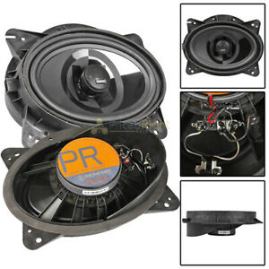 """Memphis Audio 6x9"""" Direct Fit OEM Speakers For Toyota Power Reference PRXTY690"""