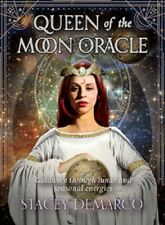 Queen of the Moon Oracle Cards by Stacey Demarco & Kinga Britschgi 9781925682588