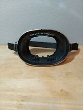 Oceanways-Pacific Vintage 1990 Professional Dive/Scuba Mask Tempered USA