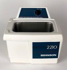 Branson 2210 Ultrasonic Cleaner