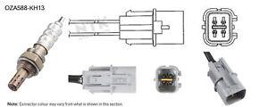 NGK NTK Oxygen Lambda Sensor OZA588-KH13 fits Hyundai Tucson 2.7 AWD (JM) 129kw
