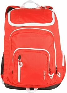 Embark Jartop Elite Backpack Red White, Extra Large New with Tags