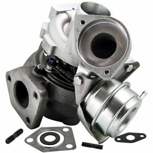 GT1749V Turbocharger for BMW 320 d E46 110Kw 150 HP 2.0L 717478 Turbo + GASKET