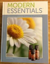 2015 7TH seventh EDITION New HC MODERN ESSENTIALS oil manual full BOOK doTerra