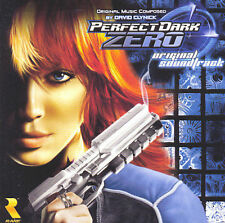 Perfect Dark Zero [Original Soundtrack] by David Clynick (CD, Nov-2005, Sumthing
