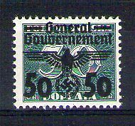 POLOGNE POLSKA Yvert Occupation Allemande n° 53 neuf avec charnière
