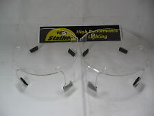 NITE STALKER 200 CLEAR DRIVING SPOT LIGHT COVERS 4WD 4X4 ~BRAND NEW~