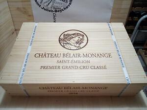 Château Bélair-Monange 2014 - Saint-Emilion Grand Cru Classé B - 75 cl - Rouge