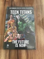 TEEN TITANS: THE FUTURE IS NOW Vol.#74 Hard Cover DC Comics Graphic Novel Collec