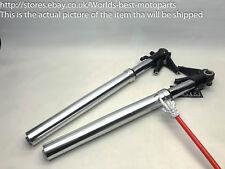 Ducati Monster M 696 (5) 12' Radial USD Forks fork leg Gabel