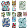 Baby One Size Nappy+ Pocket Insert Reusable Cloth Diapers ALVA