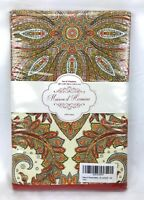 Maison d' Hermine Kashmir Paisley 100% Cotton Napkins Set of 4 20 x 20