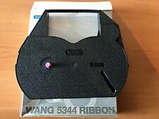 Wang 5344 Black Ribbon Cartridge Multi-Strike Matrix Printer - Brand New