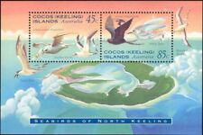 Cocos (Keeling) Islands 1995 Sea-Birds/Gulls/Nature/Wildlife 2v m/s (n19741)