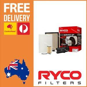 Ryco Volkswagen Amarok 2.0 BiTDI & TDI Filter Service Kit - RSK27C