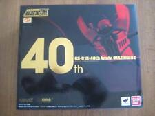 Near Mint Bandai Soul of Chogokin GX-01R 40th Anniv. Mazinger Z
