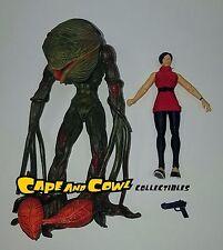 ToyBiz Video Game Super Stars Resident Evil 2 ADA WONG & IVY Loose Figure Set
