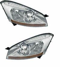 Citroen C4 Picasso  2007-2010 Headlight Headlamp 1X Pair Set O/S N/S Right Left