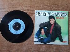 1980 MINT--Shakin' Stevens-OH JULIE/ I'M KNOCKIN EPC A1742 45