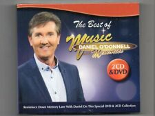 DANIEL O'DONNELL - THE BEST OF MUSIC & MEMORIES - 2 CD & DVD Irish Edition