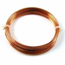 COPPER WIRE SOFT 10 GA  5 FT. HOBBY WIRE COIL