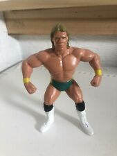 WCW Lex Luger Wrestling Action Figure UK Exclusive 1990 Galoob