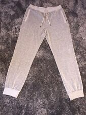 Versace Medusa Grey Velour Jogging Trousers Pants Size XL 100% Authentic