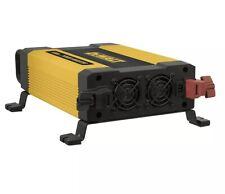 DEWALT Car Converter Power Inverter 1000W +LCD Display +AC Outlets +USB Ports