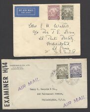 Barbados 1892-1964 collection of covers, etc. (7)