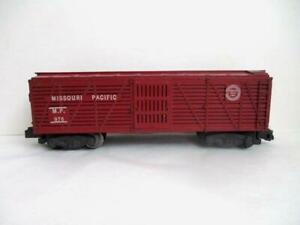 American Flyer Misouri Pacific Cattle Stockcar 976