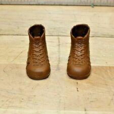 Vintage Big Jim's Big Josh's Boots 1971 Mattel Pair