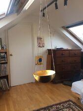 Brass Hanging Planter