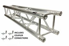 "4.92 ft. (1.5m) Aluminum 12""x12"" 290mmx290mm Box Square Truss Trussing Segment"