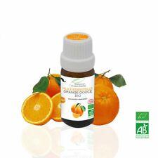 Huile Essentielle BIO Orange Douce 10ml. ABLabel, Ecocert Bio 100 % Pure.