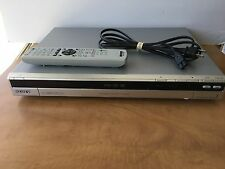 SONY RDR-HX730 DVR DVD RECORDER 160GB HDD PVR With remote & printed Manual
