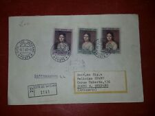 @ VATICANO BELLA BUSTA FDC  1962