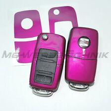 1s_arredamento chiave Adesivo SEAT Ibiza Leon Cupra magenta metallizzato