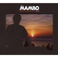ANDY CATO - CAFE MAMBO-IBIZA 2008 2 CD DISCO/ DANCE NEU